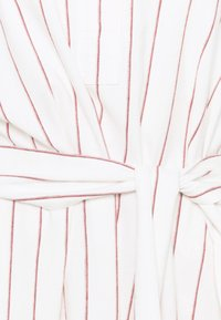 CLOSED - LACEY - Day dress - off-white/red - 2