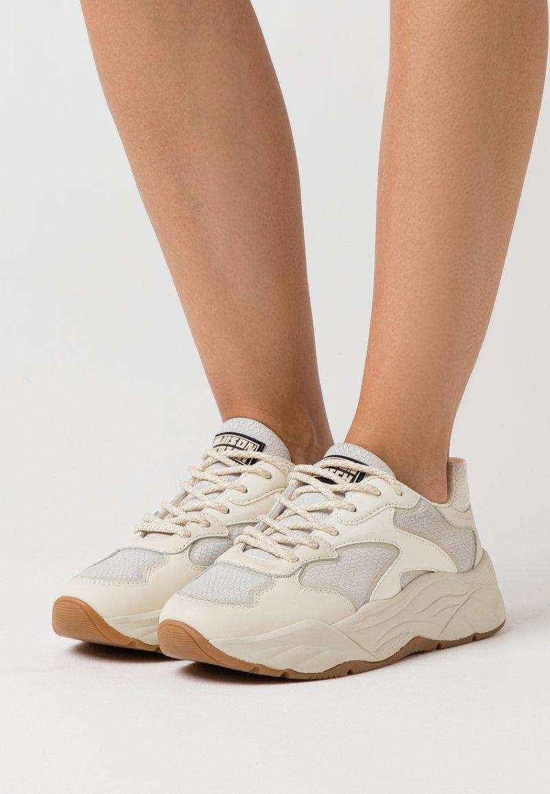 Scotch & Soda - CELEST - Sneakers laag - white