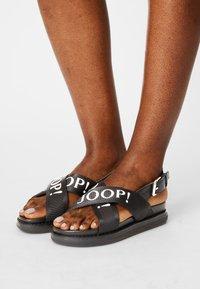 JOOP! - NASTRO MARA  - Sandals - black - 0