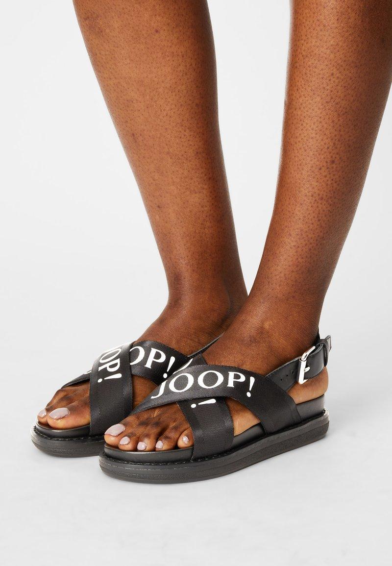 JOOP! - NASTRO MARA  - Sandals - black