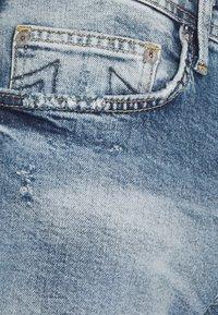 True Religion - MARCO - Džíny Slim Fit - blue denim - 3