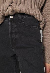 House of Dagmar - DEVINE - Jeans a sigaretta - washed black - 3