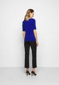 Lauren Ralph Lauren - Basic T-shirt - royal cobalt - 2