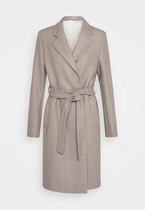 KAYA COAT - Mantel - grey taupe
