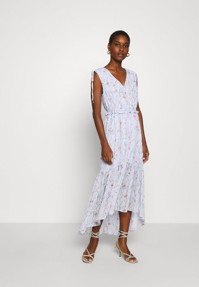 SHADOW STRIPE PRINT - Maxi dress - new vineyard