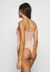 Skiny - STRINGBODY BALLET - Body - mahogany rose - 2