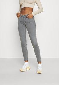 Lee - SCARLETT - Jeans Skinny Fit - grey holly - 0