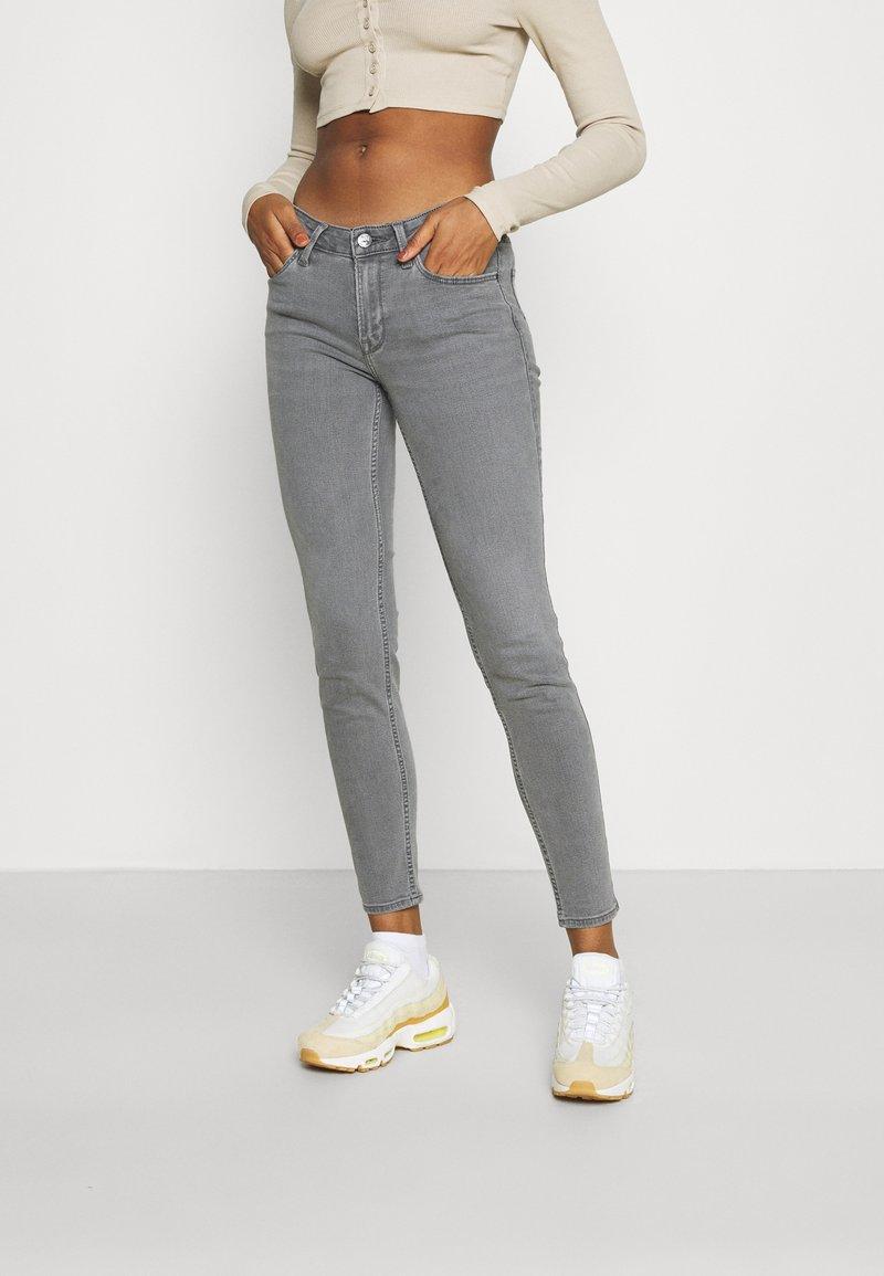 Lee - SCARLETT - Jeans Skinny Fit - grey holly