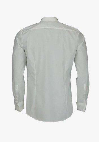 SUPER SLIM  - Shirt - creme - beige