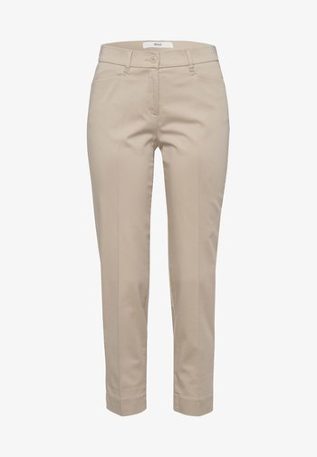 STYLE MARA S - Trousers - toffee