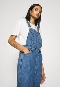 Levi's® - TAPERED OVERALL - Salopette - crazy blue - 3