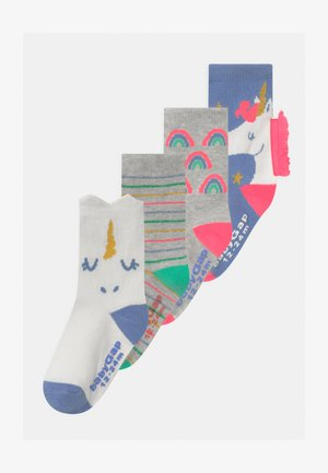 TODDLER GIRL 4 PACK - Socks - multi-coloured
