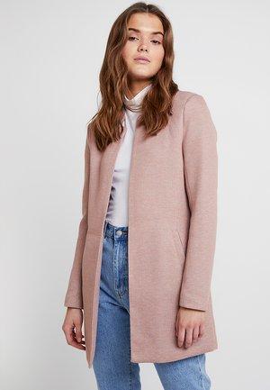 ONLSOHO COATIGAN  - Krátký kabát - brown