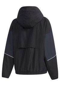 adidas Performance - ADIDAS W.N.D. JACKET - Training jacket - black - 8