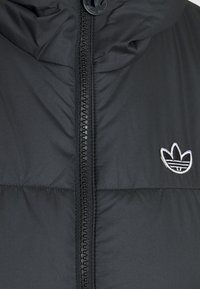 adidas Originals - SLIM JACKET - Lett jakke - black - 2