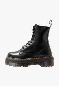 Dr. Martens - JADON ZIP - Bottines à plateau - black - 1