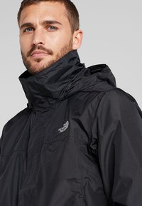 The North Face - RESOLVE JACKET - Hardshelljacka - black - 5