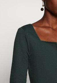 Anna Field - Shift dress - scarab - 4