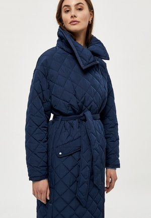 LUCY  - Trenchcoat - dress blue