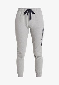 Champion - ELASTIC CUFF PANTS - Tracksuit bottoms - mottled light grey - 3