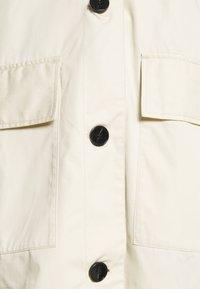 Monki - AUDREY COAT - Prochowiec - beige dusty - 6