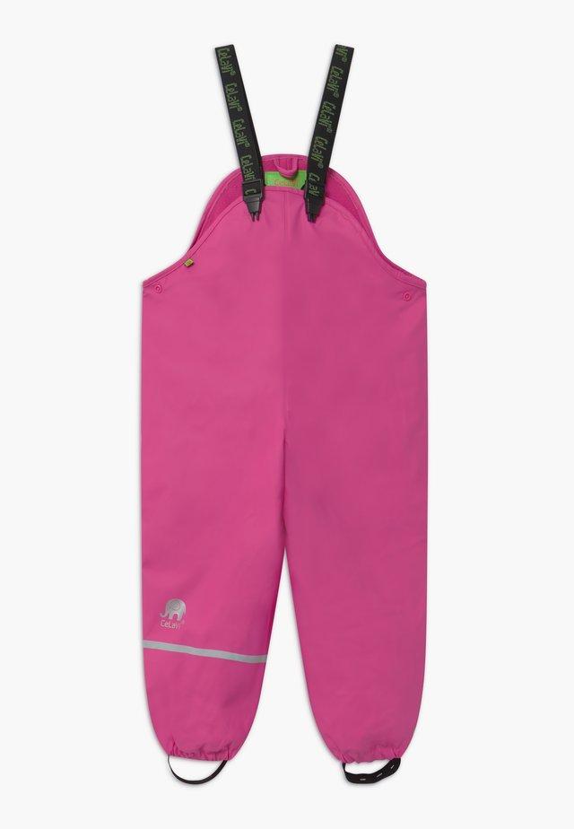 RAINWEAR  - Kalhoty do deště - real pink