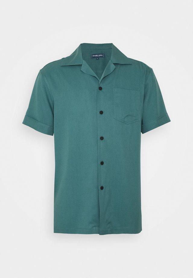 CAMP COLLAR - Camicia - olive