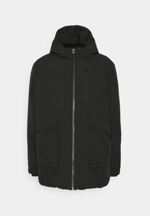 OUTERWEAR - Parka - black