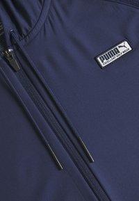 Puma Golf - RUNWAY HOODIE - Sportovní bunda - peacoat heather - 2