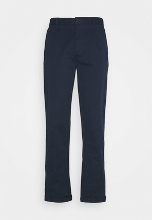 PINO PANTS - Chinos - dark navy