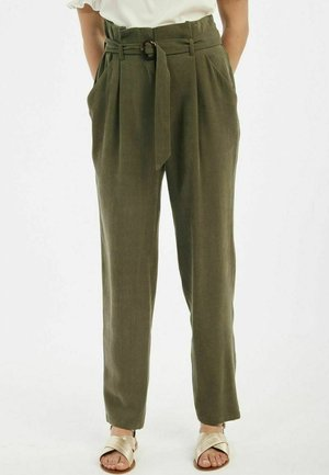 EPAPERO - Trousers - green