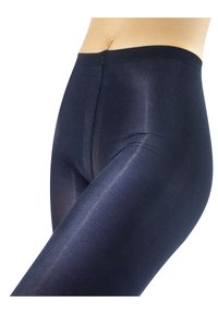 Calzitaly - GLOSSY TIGHTS - Tights - blue - 1