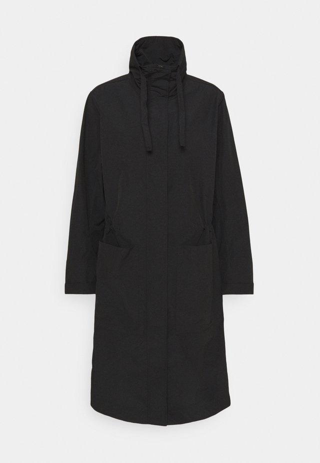 VENDELA COAT - Zimní kabát - black