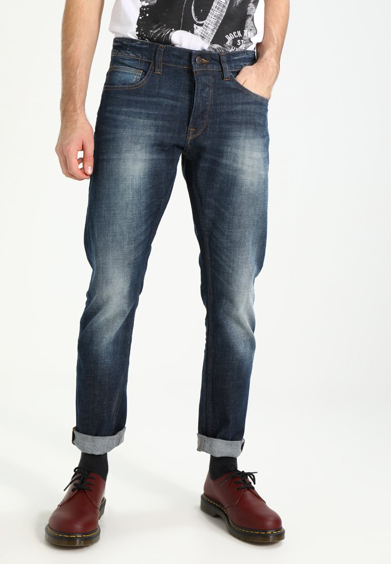 Only & Sons - ONSWEFT - Vaqueros rectos - blue denim