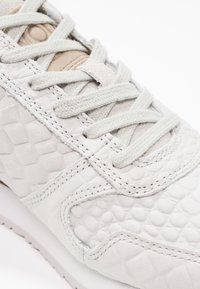 Woden - YDUN CROCO - Trainers - sea fog grey - 6
