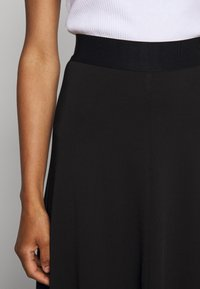 Tiger of Sweden - MABLE - A-line skirt - black