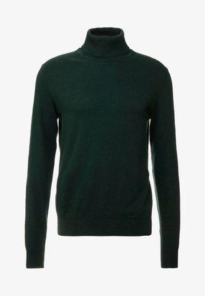 Sweter - dark green