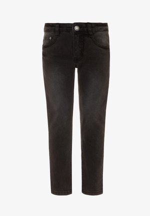 AKSEL - Slim fit jeans - black