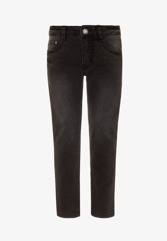 AKSEL - Jeans slim fit - black