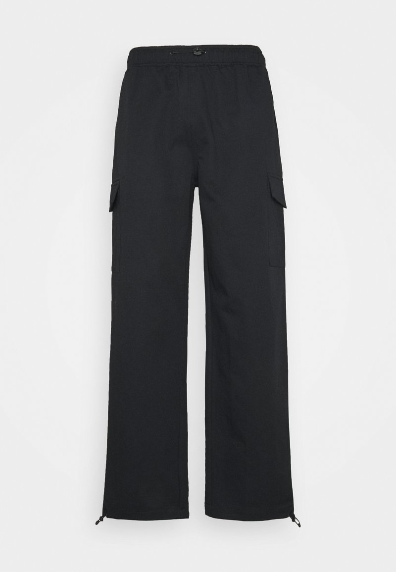 Vintage Supply - Cargo trousers - black