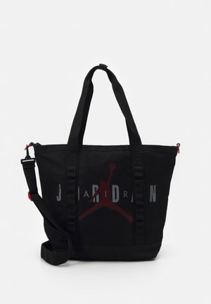 JAN AIR TOTE BAG - Bolsa de deporte - black
