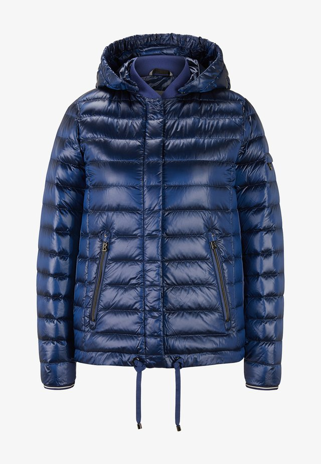 TINI-D - Down jacket - electric blue