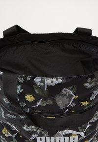 Puma - CORE SEASONAL SHOPPER - Tote bag - black - 2
