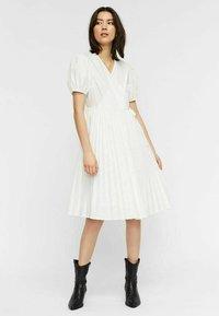 Vero Moda - Cocktail dress / Party dress - snow white - 0