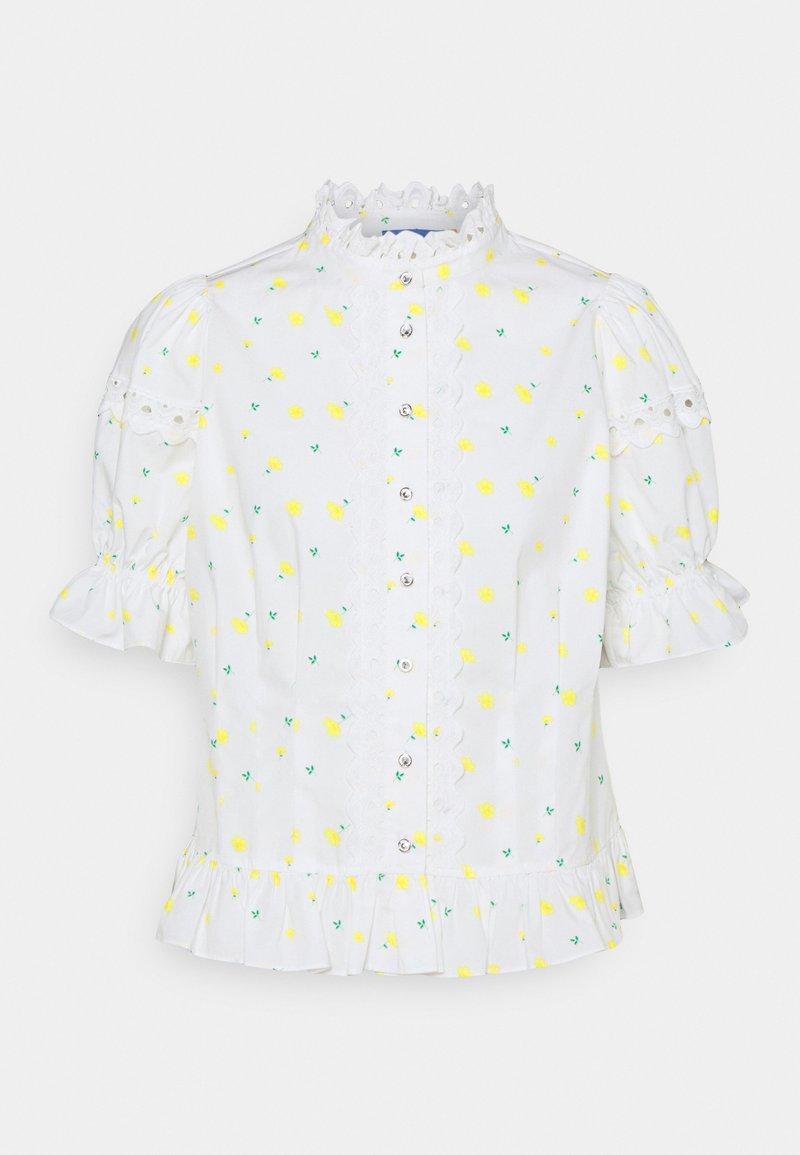Cras - MISCHACRAS - Skjorte - buttercup