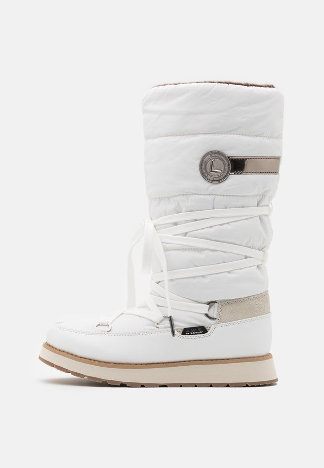 TAHTOVA MS - Botas para la nieve - optic white