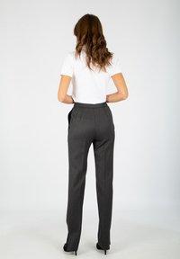 Armor lux - DISCO - Trousers - gris foncé - 1