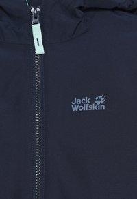 Jack Wolfskin - SNOWY DAYS JACKET KIDS - Outdoor jacket - midnight blue - 2