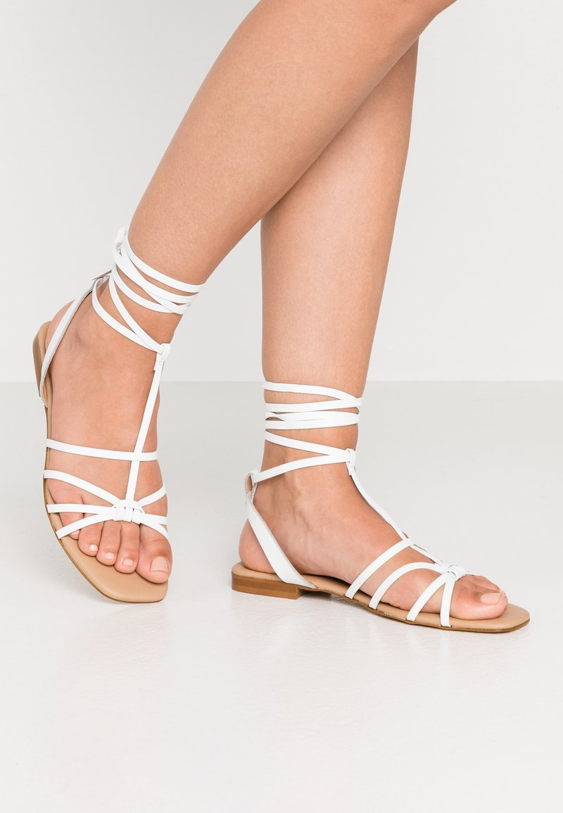Zign - Sandály - white
