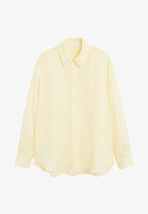 LINO - Camicia - geel